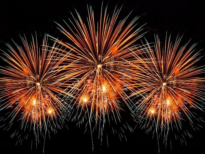 There's a drive-in fireworks show on July 4, 2020, at Ripken Stadium in Aberdeen.