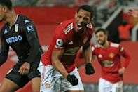 Manchester United head into the new year in contention for the Premier League title for the first time since 2013