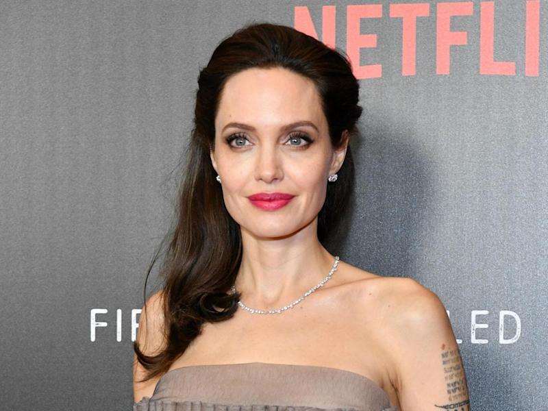 Angelina Jolie is among those who have claimed they were sexually harassed by Mr Weinstein (Getty Images)