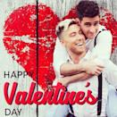 """<p>Hubby Michael Turchin got the in-person affection, but everyone shared in Bass's inspirational message: """"Happy #ValentinesDay everyone!! Love as hard as you can! Love others and most importantly love yourself!!"""" (Photo: <a rel=""""nofollow noopener"""" href=""""https://www.instagram.com/p/BQgOfVMhoZw/"""" target=""""_blank"""" data-ylk=""""slk:Instagram"""" class=""""link rapid-noclick-resp"""">Instagram</a>) </p>"""
