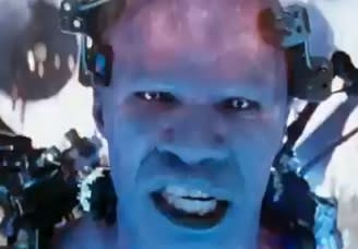 First Look at Jamie Foxx as 'Amazing Spider-Man 2' Villain Electro (Video)