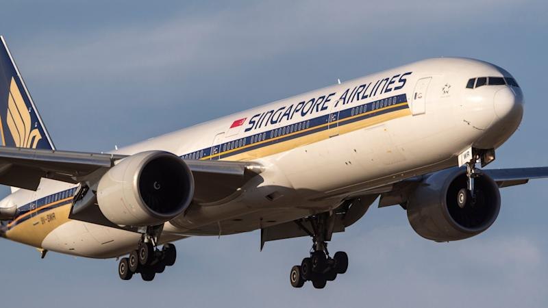 Singapore Airlines bomb hoax: flight from Mumbai escorted by ...