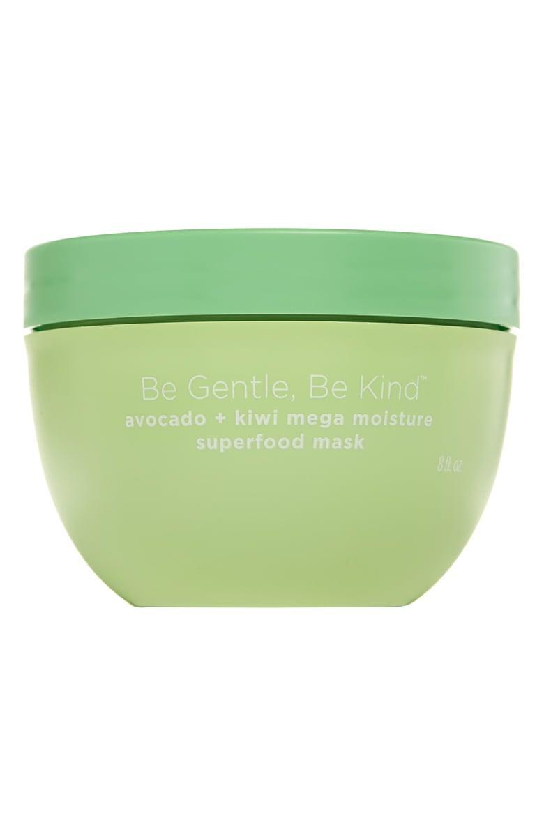 <p>Treat yourself to an ultra-nourishing hair treatment, like the <span>Briogeo Be Gentle, Be Kind Avocado + Kiwi Mega Moisture Superfood Mask</span> ($36). It helps boost moisture in all hair types. </p>