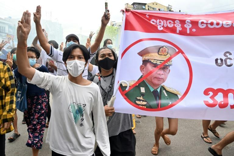 Before the coup, Min Aung Hlaing was considered an international pariah, condemned for presiding over a brutal crackdown on the Rohingya