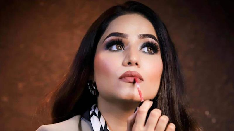 Makeup artist Berry Bajwa is the talk of the town
