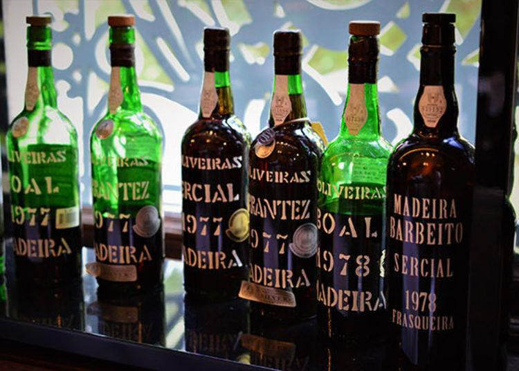 ▲The dates on the bottles indicate the year they were produced