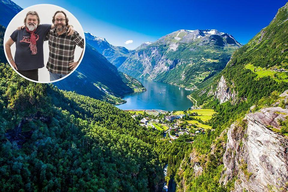 """<p>If scenes of dramatic cliffs and deep blue waters sound like your kind of thing, you'll adore the Norwegian fjords and their natural beauty. In summer 2022, you can cruise to the picturesque fjords of Norway with the Hairy Bikers, who will host an onboard cooking demonstration, answer your questions and join a cocktail party.</p><p><strong>8 days from £1,259 per person in June 2022</strong></p><p><a class=""""link rapid-noclick-resp"""" href=""""https://www.primaholidays.co.uk/tours/amsterdam-norway-fjords-cruise-hairy-bikers"""" rel=""""nofollow noopener"""" target=""""_blank"""" data-ylk=""""slk:FIND OUT MORE"""">FIND OUT MORE</a></p>"""