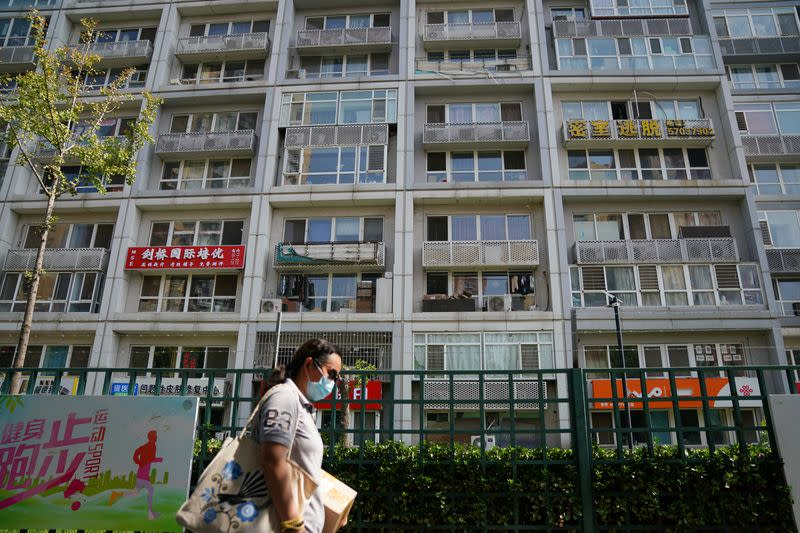 For China's landlords, rent-to-riches dreams fade in red flag for fragile economy