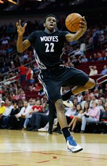 Andrew Wiggins (Getty Images)