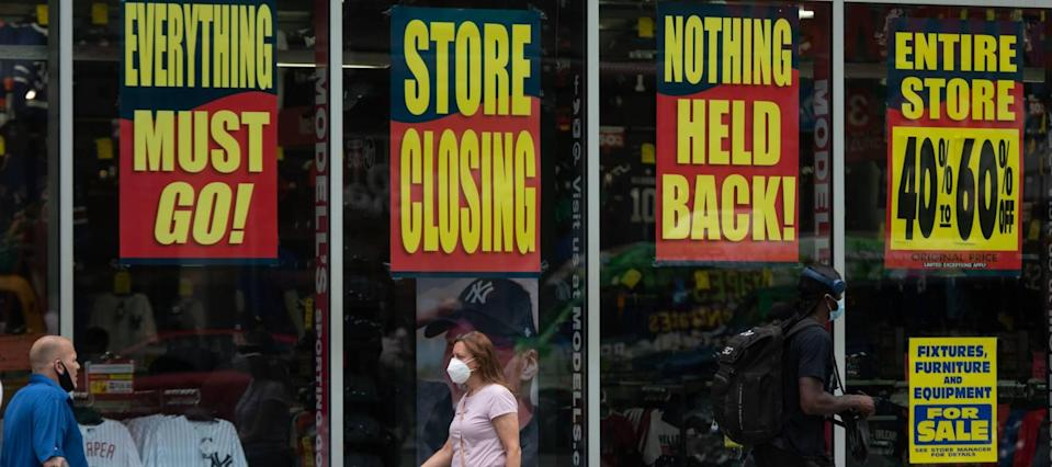 Don't relax yet: The recovery is slowing down, jobs report shows