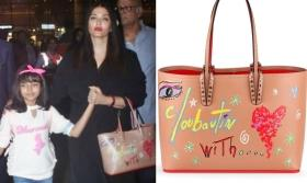 Over Rs 1 Lakh! Aishwarya Rai Bachchan's signature Christian Louboutin bag is no child's play