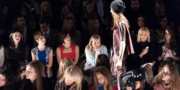 New York Fashion Week: Our Favorite Front Row Sightings