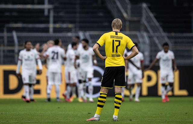 BVB (Photo by Lars Baron/Bundesliga/Bundesliga Collection via Getty Images)