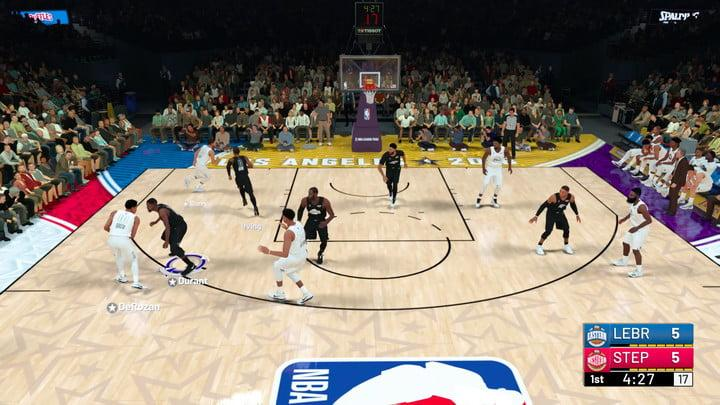 NBA 2K19' tips and tricks to maintain a suffocating defense