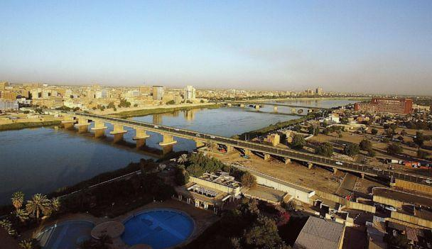 PHOTO: The Tigris River and the skyline of Baghdad, Iraq, Sept. 21, 2006. (Wathiq Khuzaie/Getty Images, FILE)