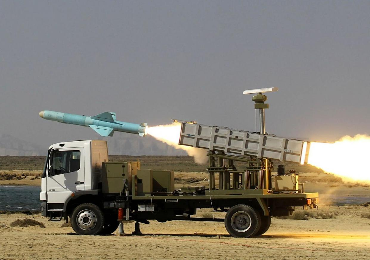 Iran's Missiles Would Be a Real Problem During a War - The Reports