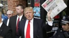 Over 100 newspapers to publish damning editorials against Donald Trump's attacks on the press
