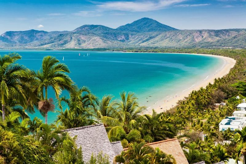 The view of Port Douglas on a sunny day. Photo: Getty