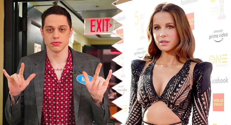 It's over for Pete Davidson and Kate Beckinsale