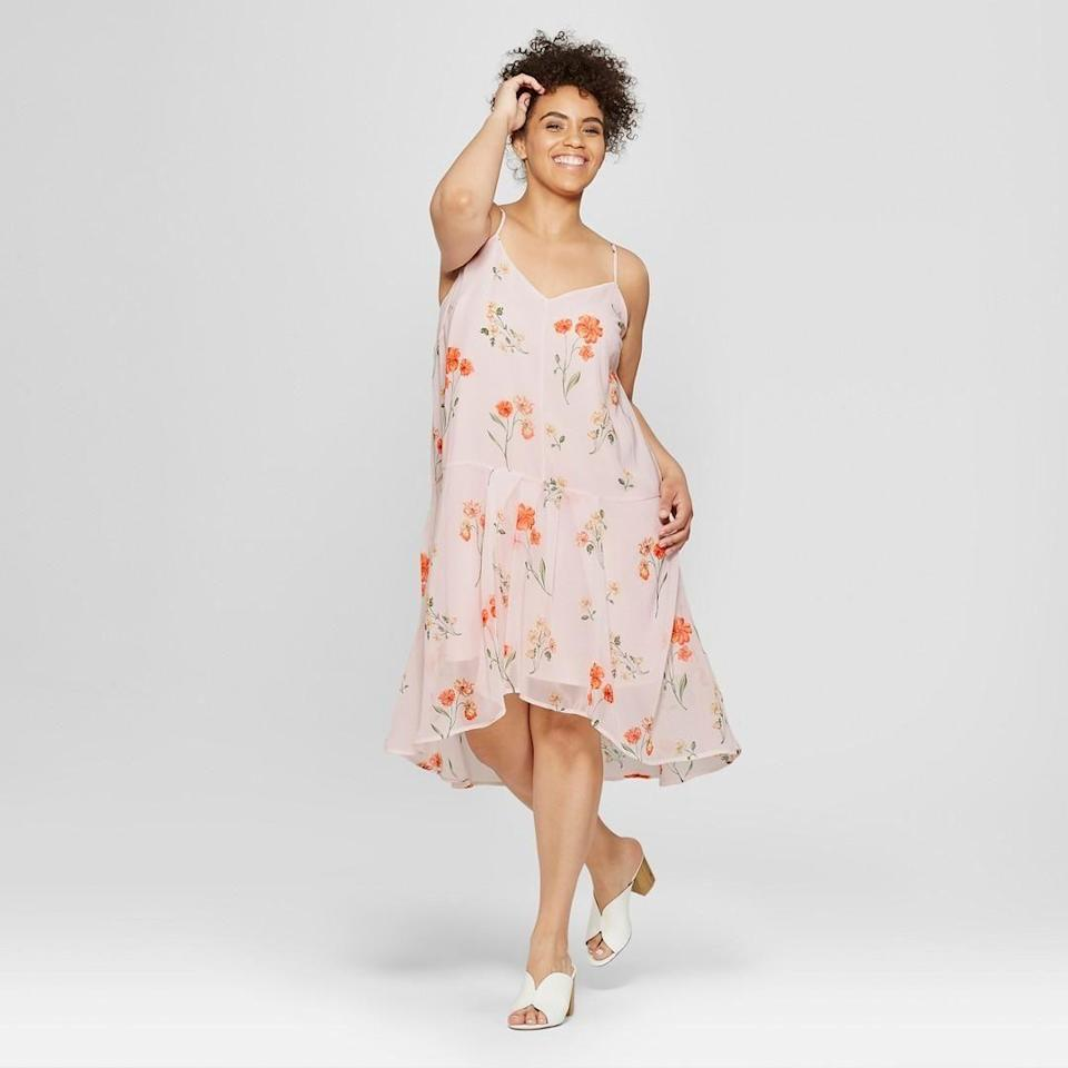 I've never been to a garden party, but I'm pretty sure this is what you wear to one. Available in sizes XS to 4X.