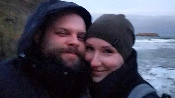 Will Hargrove and Anna Repkina / Credit: Benton County Sheriff's Office