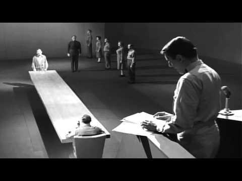 """<p>The beginning is, admittedly overwrought (we get it Rod, books are good, <em>Fahrenheit 451</em> is bad), but it's later in <em>The Obsolete Man</em> that the episode reveals its real conceit.</p><p><a href=""""https://www.youtube.com/watch?v=U3quruHpcuo"""" rel=""""nofollow noopener"""" target=""""_blank"""" data-ylk=""""slk:See the original post on Youtube"""" class=""""link rapid-noclick-resp"""">See the original post on Youtube</a></p>"""