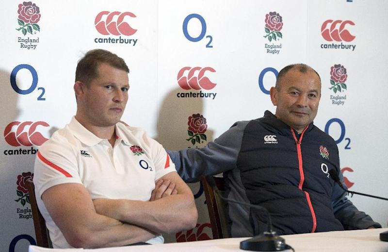 Eddie Jones: Owen Farrell is England's 'standard-bearer'