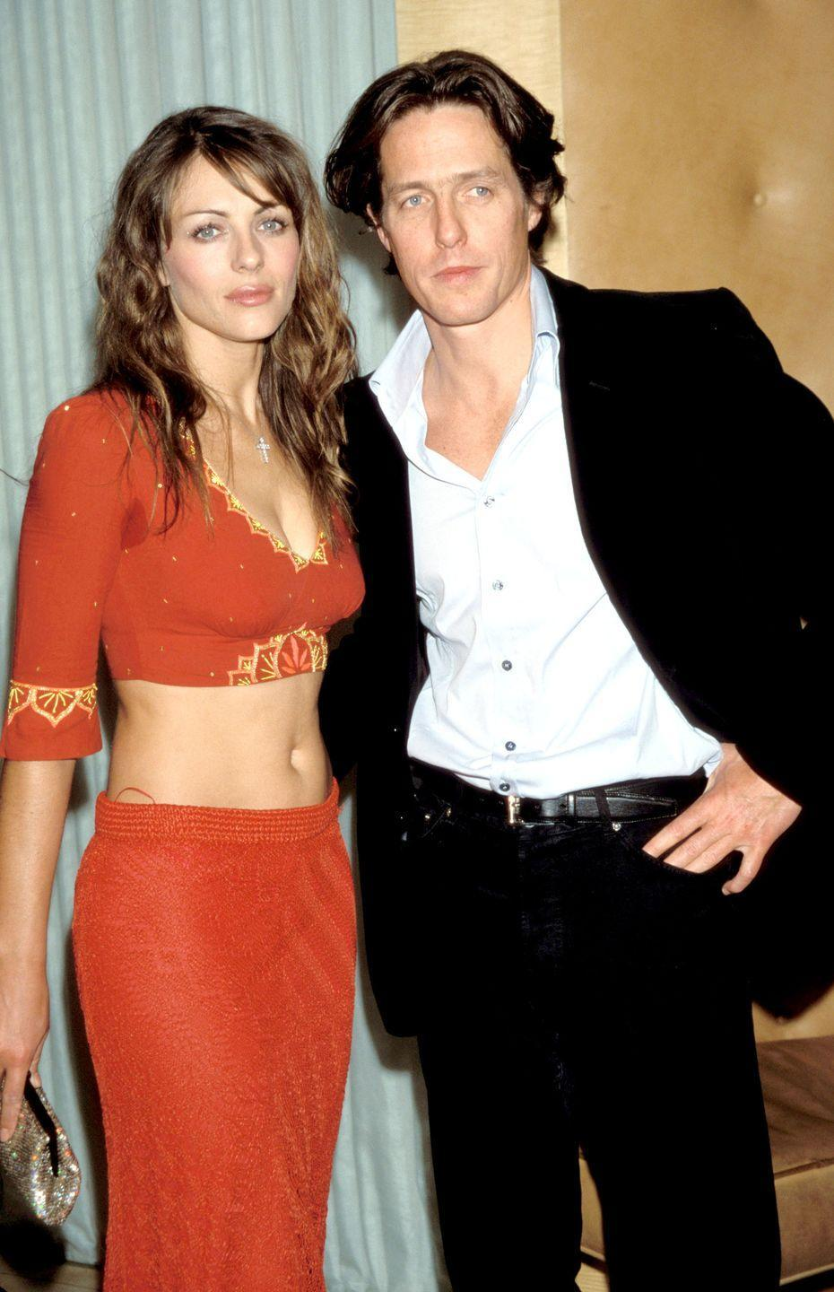 <p>Elizabeth and Hugh broke up in 2000 after 13 years together. But the duo remain friends and often speak positively about the other to the public.</p>