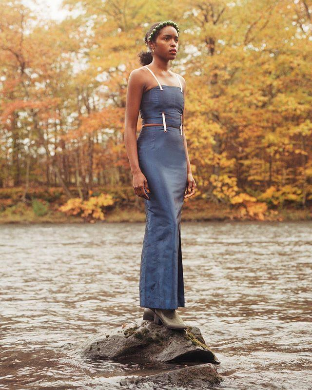 """<p>Parents aren't normally a source for fashion inspiration, but sisters Darlene and Lizzy Okpo found a way to take their parents' personal style and give it new life. William Okpo's designs consist of breezy, feminine silhouettes with a dash of masculinity in soft, warm tones that serve as the foundation of any outfit. </p><p><strong>If you buy one thing</strong>: Womanly Dress, $375</p><p><a class=""""link rapid-noclick-resp"""" href=""""https://williamokpo.com/collections/shop-all-1/products/womanly-dress"""" rel=""""nofollow noopener"""" target=""""_blank"""" data-ylk=""""slk:SHOP NOW"""">SHOP NOW</a></p><p><a href=""""https://www.instagram.com/p/B4nJG9NB4di/"""" rel=""""nofollow noopener"""" target=""""_blank"""" data-ylk=""""slk:See the original post on Instagram"""" class=""""link rapid-noclick-resp"""">See the original post on Instagram</a></p>"""