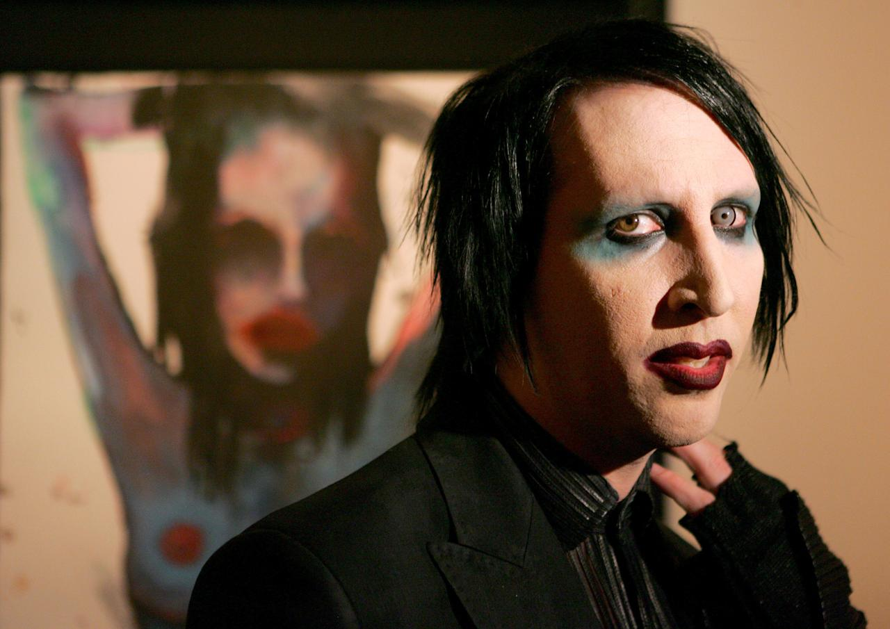 Marilyn Manson (Photo by John Shearer/WireImage)