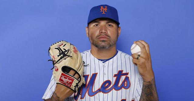 Hector Santiago was on the Mets for a month in 2019