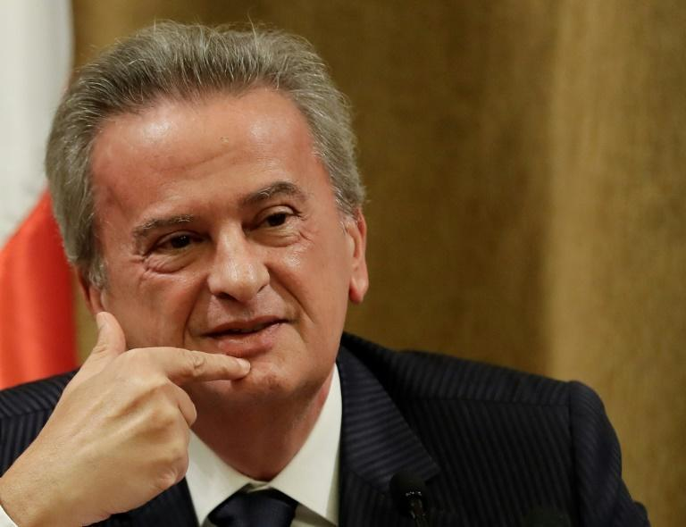 Salameh met with Lebanese prosecutors in January to deny the allegations against him