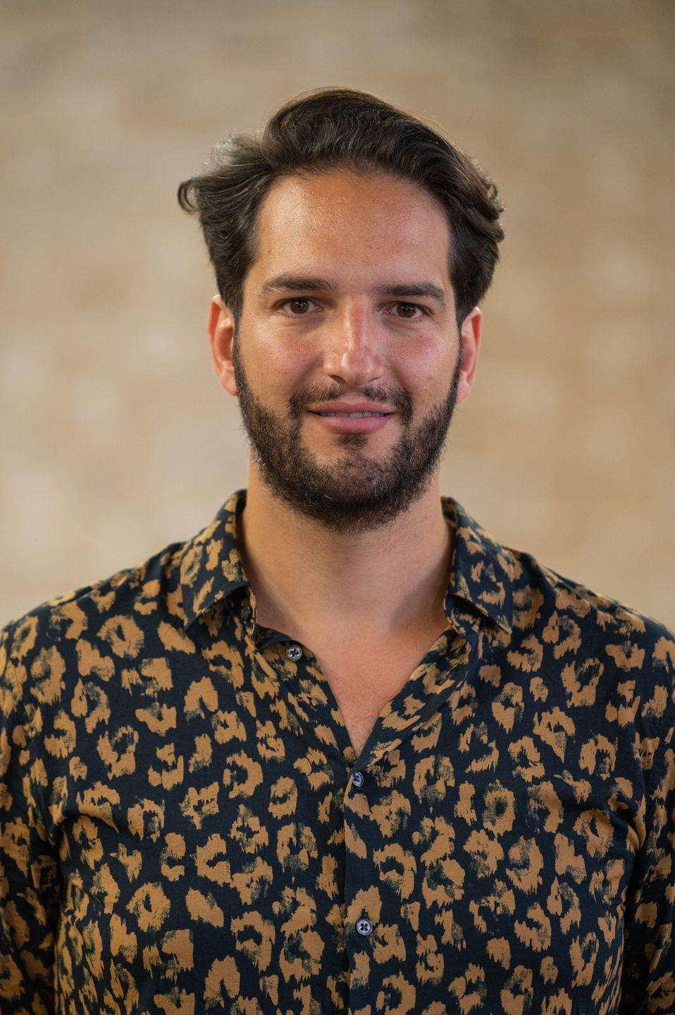 <p>Peter Grech, designer, director of SpaceMaker Interiors, and former doctor, loves creating 'beautiful, bold, curated and personal spaces' for his clients.</p><p><strong>Q: </strong>What was the biggest challenge you faced during the competition?</p><p><strong>A: '</strong>This competition had so many challenges it is quite hard to pick one. I found it most challenging to finalise the design, source and install to the level I was accustomed to within the time and budget constraints of the competition. </p><p>'I normally take my time developing design solutions, building mood boards, sourcing beautiful pieces and having feasibility meetings with trades and clients before installation to make sure that the end product is just perfect.'</p>