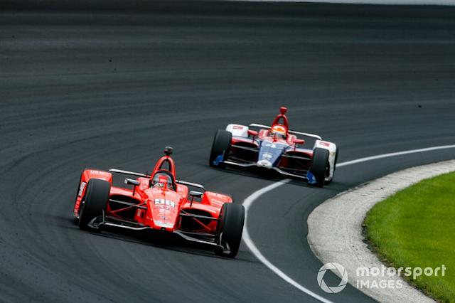"Marco Andretti, Andretti Herta with Marco & Curb-Agajanian Honda <span class=""copyright"">Phillip Abbott / LAT Photo USA</span>"