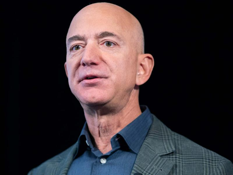 Founder and chief executive of Amazon Jeff Bezos received a WhatsApp message and encrypted video, allegedly from Saudi Crown Prince Mohammed Bin Salman, before his phone began exporting large amounts of data, a report backed by two UN officials claims: EPA