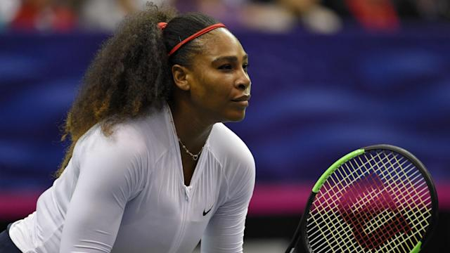 Serena Williams will mark International Women's Day with her return at Indian Wells, and she has taken the opportunity to call for equality.