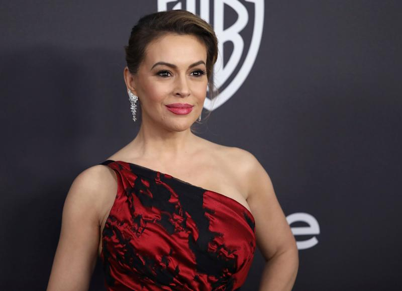 Alyssa Milano on accused sexual harassers: 'We can't put all these men on an island'