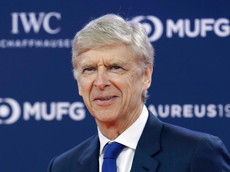 Arsene Wenger has taken up a new role with Fifa: AP