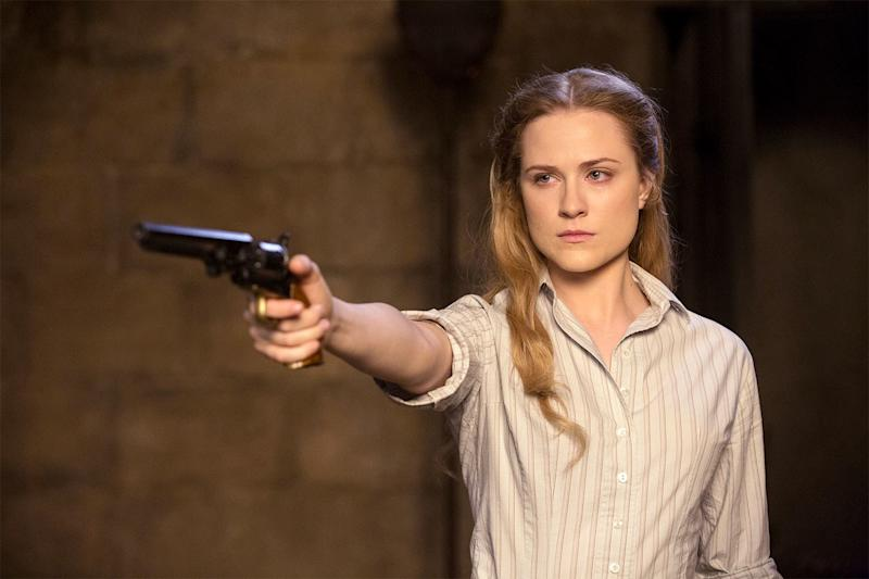 HBO is once again hoping you'll ignore the big Game of Thrones-shaped hole in its schedule and turn your attention back to the sci-fi mind game that is Westworld. The Emmy-nominated series, starring Evan Rachel Wood and Thandie Newton, is ready to confound you once again in its second season. Until its spring 2018 premiere, take a trip back in time and revisit nine burning questions we still have about the finale.