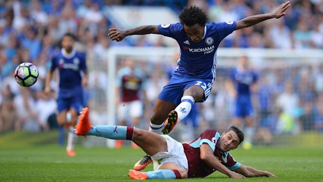 <p>With Chelsea star Eden Hazard still recovering from ankle surgery, Willian will be given an opportunity to terrorise the Burnley back-line on Saturday.</p> <br><p>Matthew Lowton is likely to play at right-back for Burnley, and will need to be at his best to keep out the fast-dribbinling Brazilian.</p> <br><p>Willian remains a highly underrated player at Chelsea, and he will be determined to prove himself as a contender for a regular starting spot. Lowton is a reliable defender, but will certainly have a busy afternoon against the speedy winger.</p>