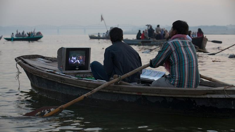Villages in India, Not Cities, Have More Homes With TVs
