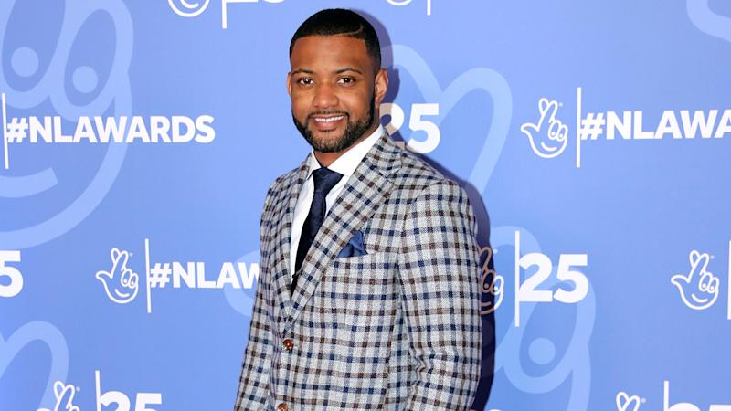 JB Gill attends the BBC1's National Lottery Awards 2019 at BBC Television Centre last month