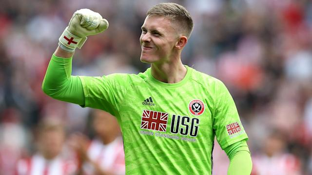 Dean Henderson has all the attributes to be a future Manchester United goalkeeper, according to boss Ole Gunnar Solskajer.