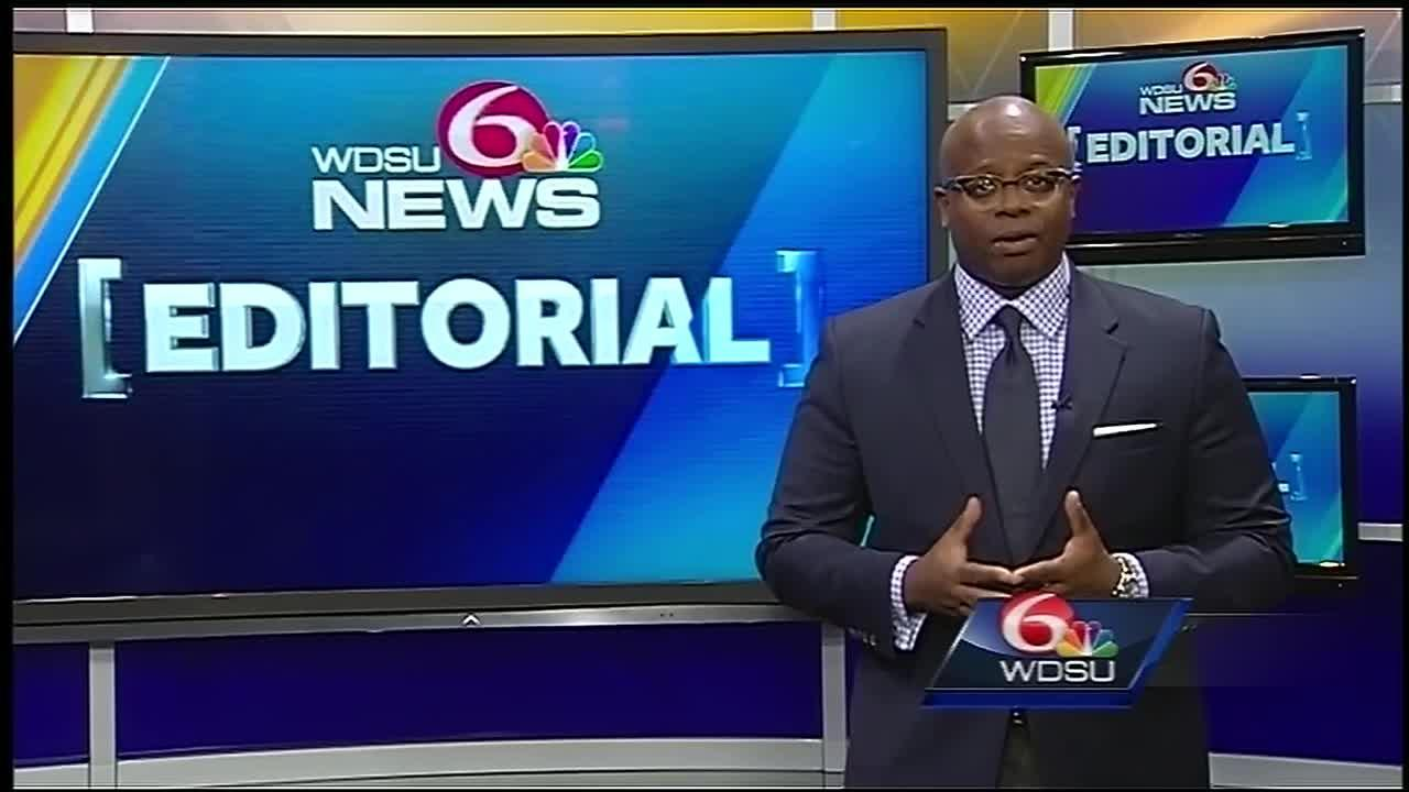 WDSU Editorial: Time to set aside disputes about LGBT protections