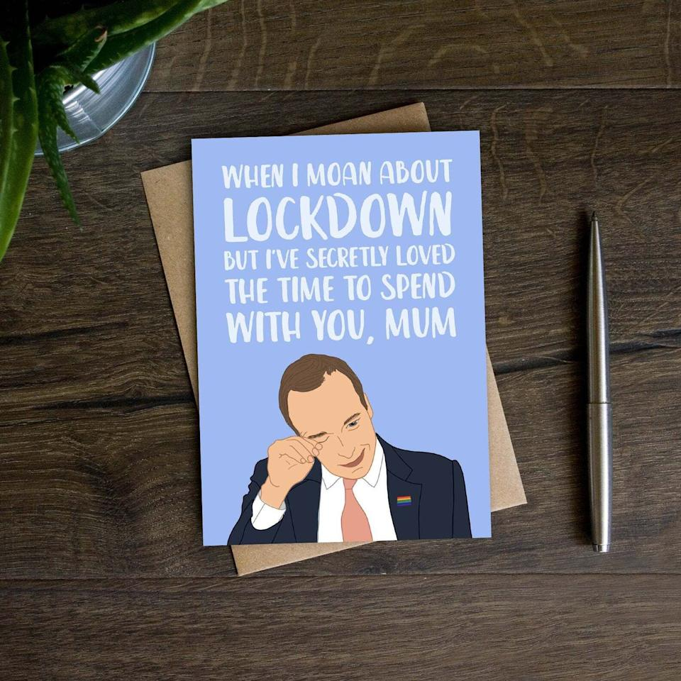 Secretly Loved The Time Spending With You Mum, Mother's Day, Etsy (Photo: Etsy)