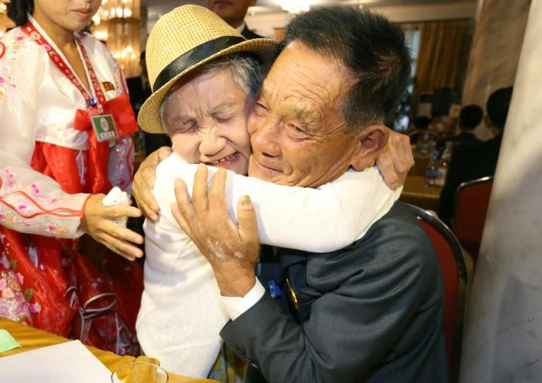Millions of people were swept apart by the 1950-53 Korean War, which separated brothers and sisters, parents and children and husbands and wives