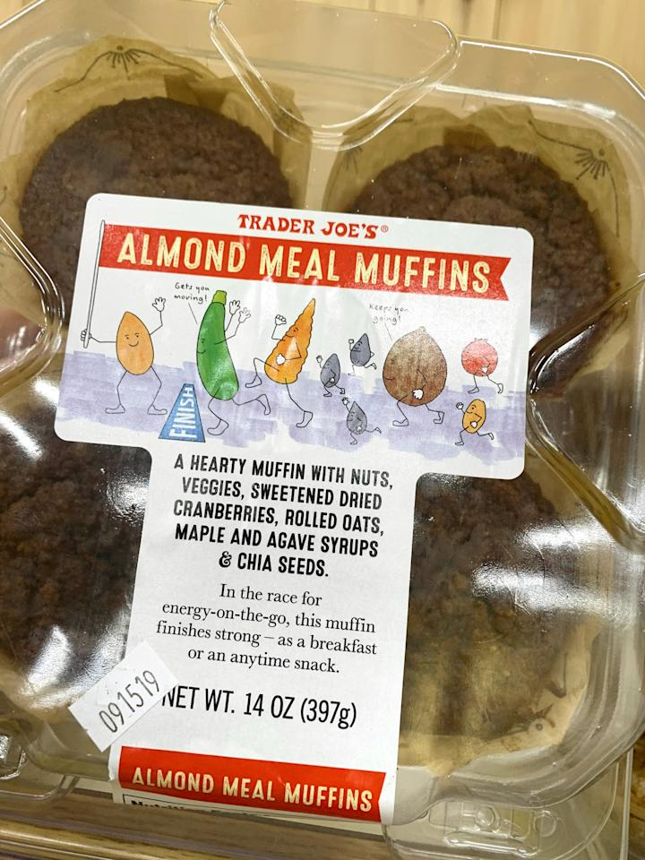 <p>Reach for these new muffins for a wholesome Fall breakfast that sneaks in loads of good stuff. Zucchini, carrots, walnuts, oats, and chia seeds are just a few of the healthy ingredients on the list, but did we mention they're sweetened with maple and agave? Yum!</p>