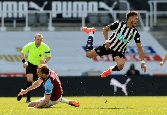 Newcastle United v West Ham United – Premier League – St James' Park