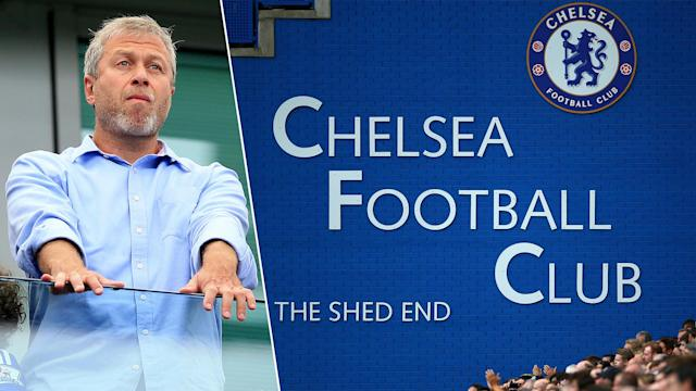 Roman Abramovich is ready to sell up at Chelsea.