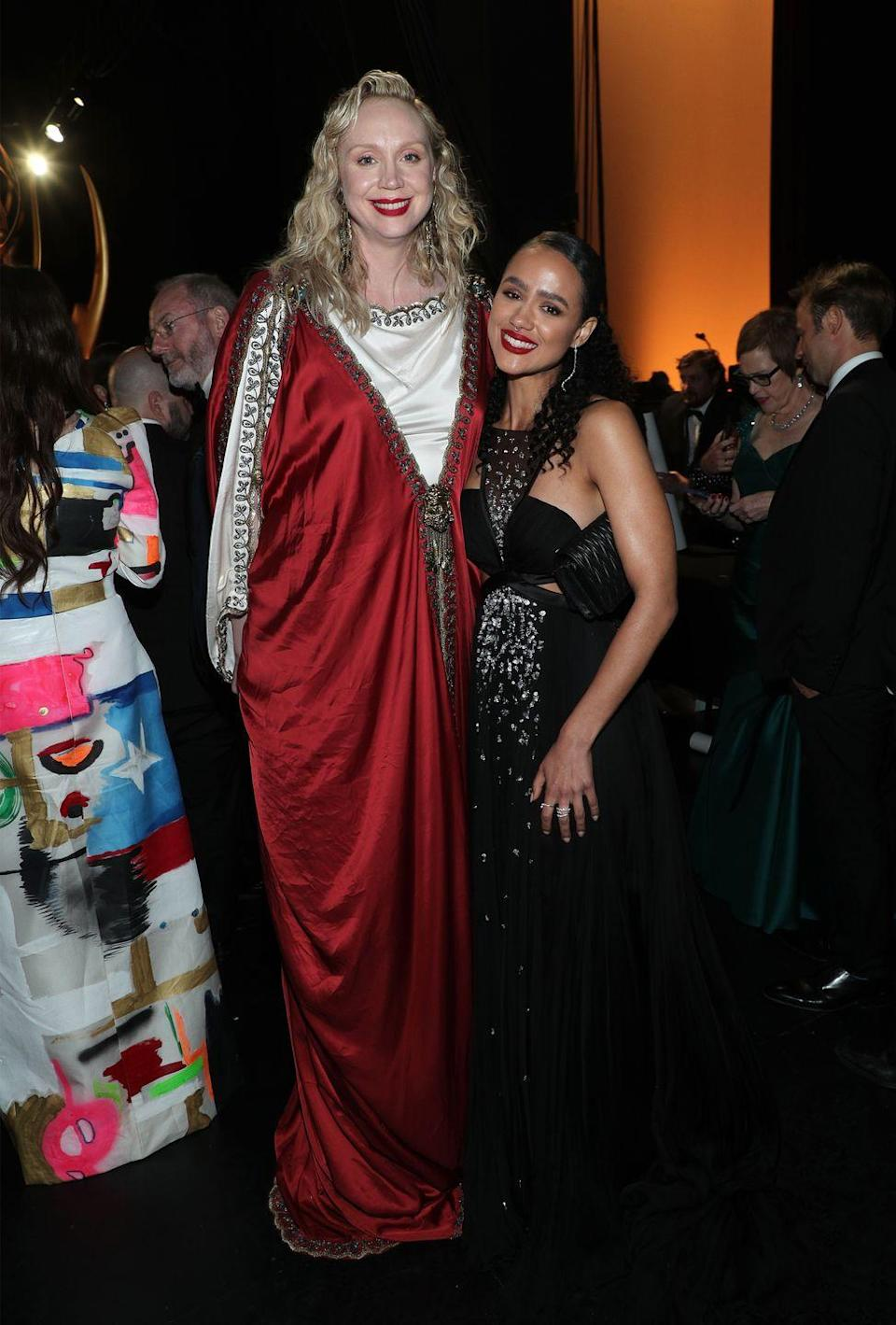 <p>Behind-the-scenes at the 2019 Emmys.</p>